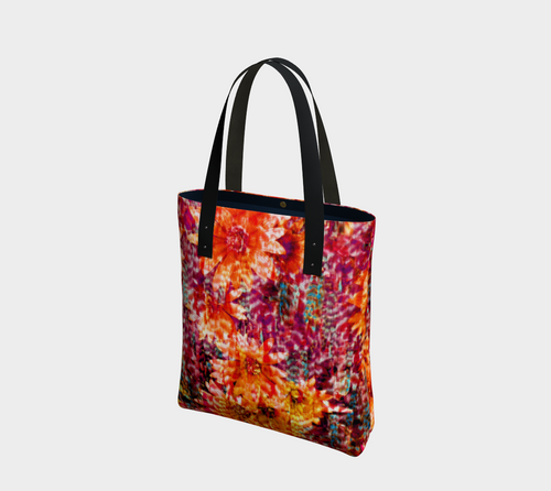 Ambient Floral Urban Tote