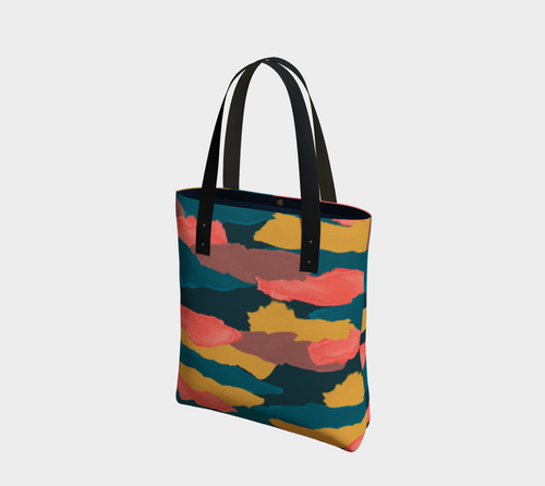 Camo Clouds Urban Tote