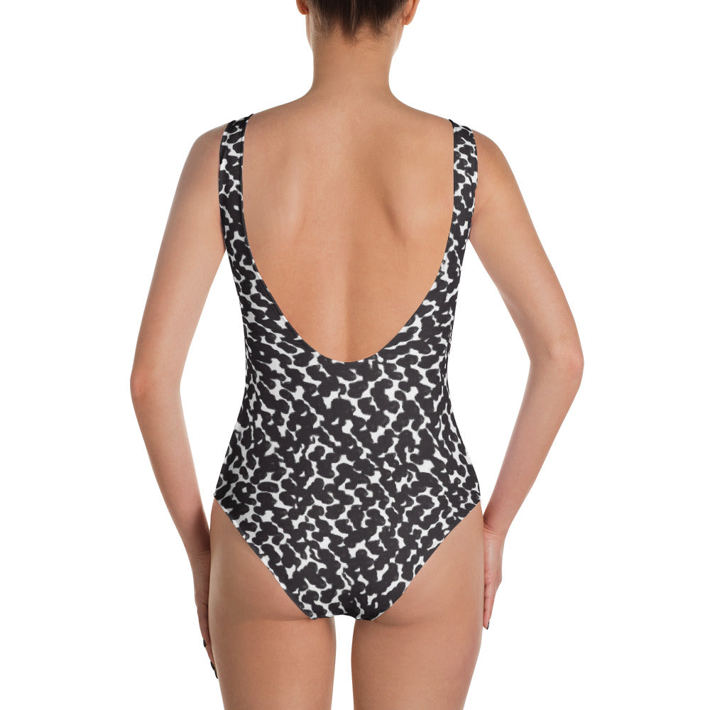 Graphic Animal One Piece Swimsuit   Roxie Rudolph Roxie Rudolph Roxie Rudolph