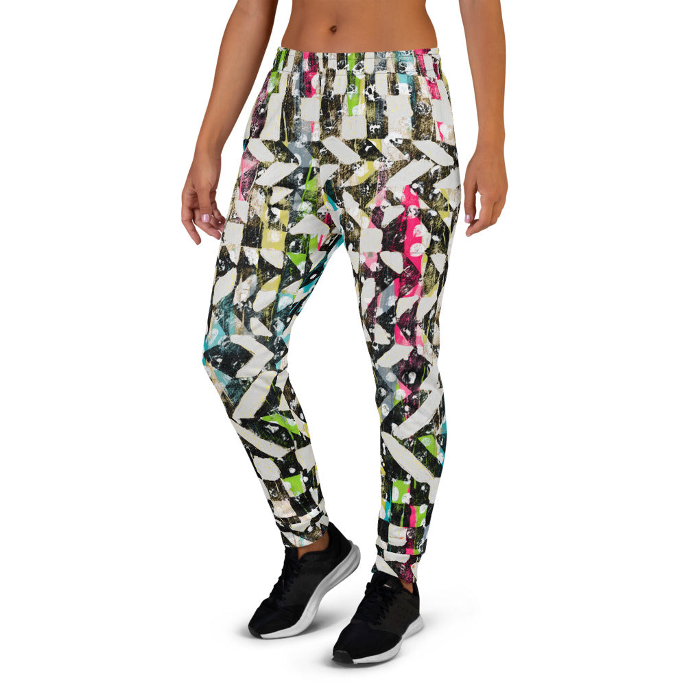Checkered Canvas Joggers Joggers  Roxie Rudolph Roxie Rudolph Roxie Rudolph