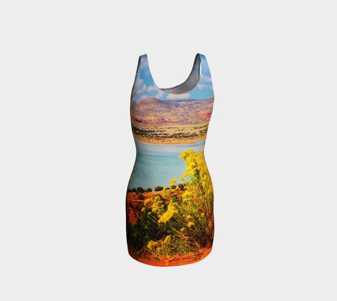 Abiquiu Lake Bodycon Dress Bodycon Dress  Roxie Rudolph Roxie Rudolph Roxie Rudolph