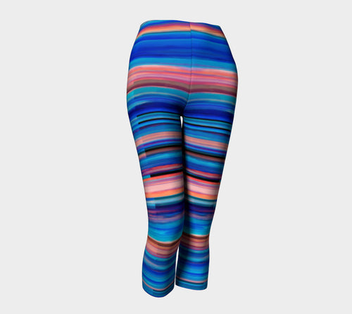 Taos Sunset Capris