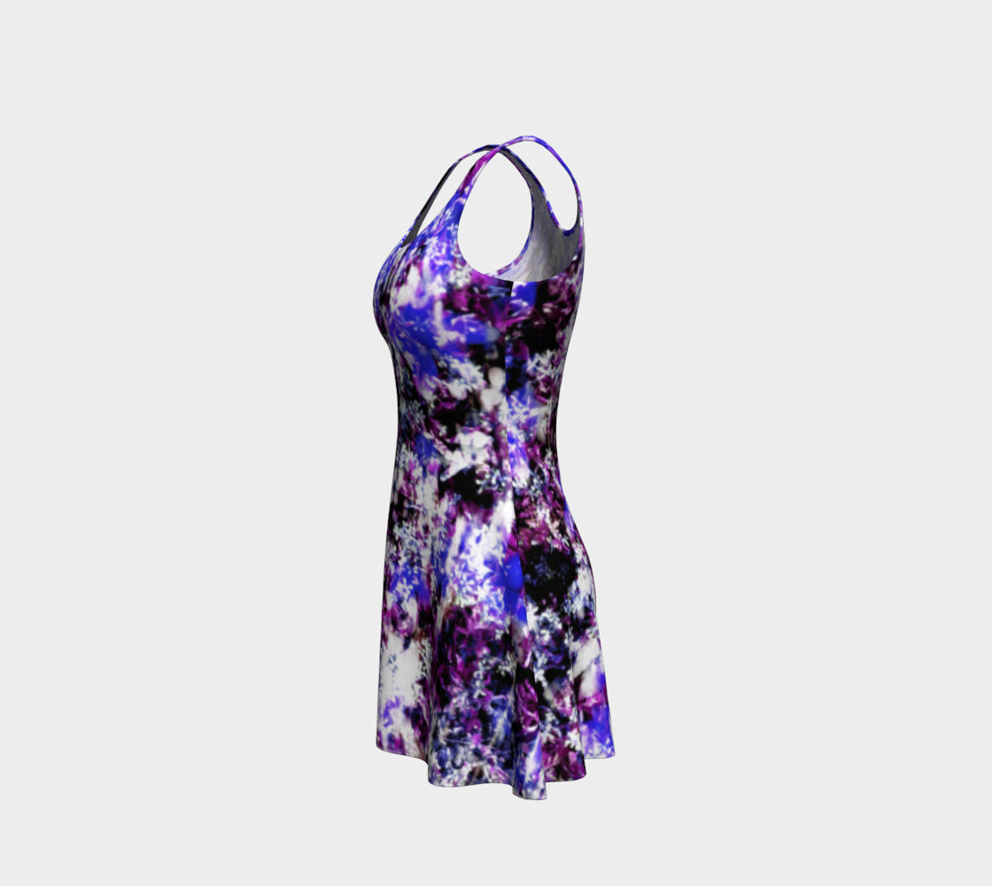 Fantasy Floral Flare Dress Flare Dress  Roxie Rudolph Roxie Rudolph Roxie Rudolph