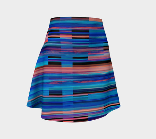 Taos Sunset Flare Skirt