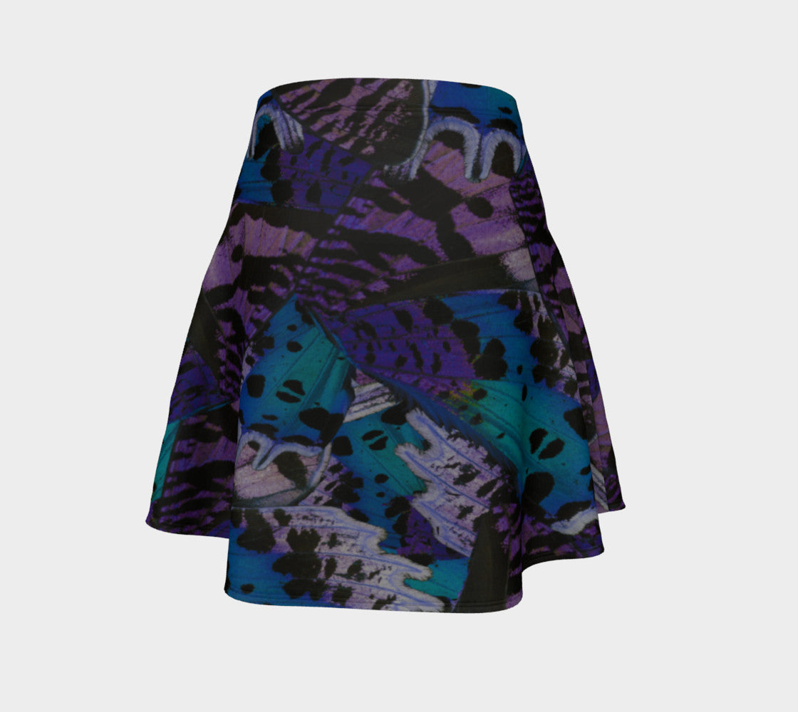 Moody Butterfly Flare Skirt Flare Skirt  Roxie Rudolph Roxie Rudolph Roxie Rudolph