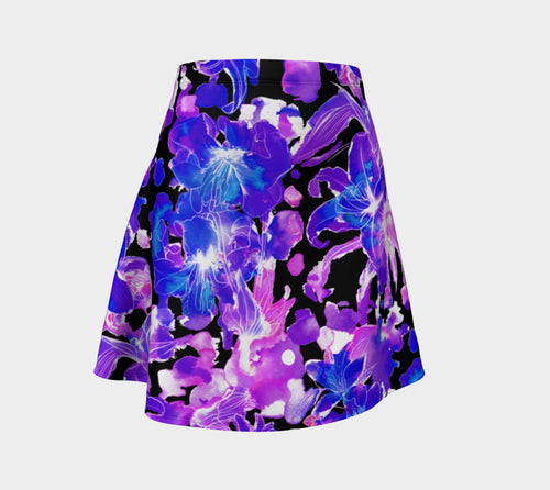 Moody Lily Flare Skirt