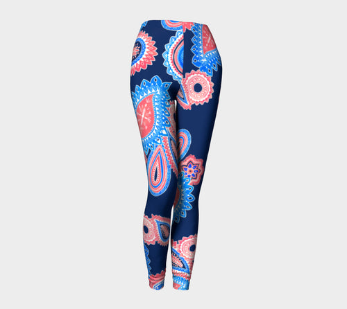 Mondo Paisley Leggings