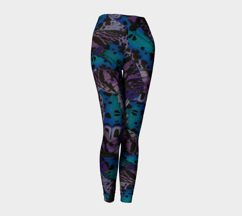 Moody Butterfly Leggings