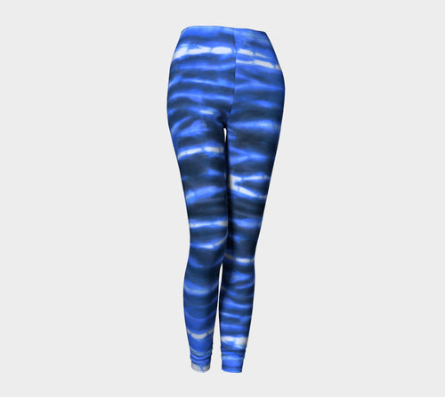 Shibori Stripe Leggings