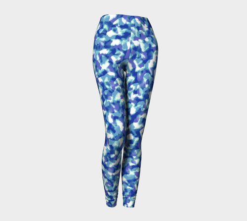 Blue Bliss Leggings