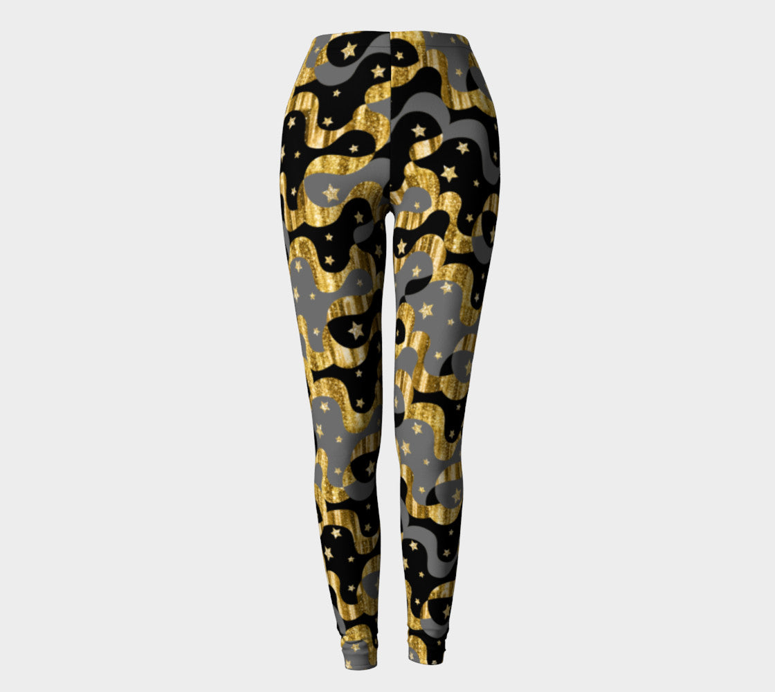 Glam Rock Leggings Leggings  Roxie Rudolph Roxie Rudolph Roxie Rudolph