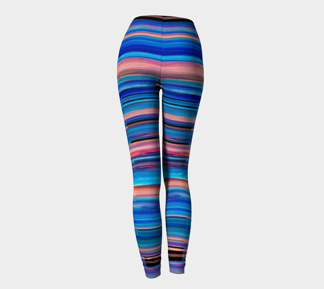 Taos Sunset Leggings Leggings  Roxie Rudolph Roxie Rudolph Roxie Rudolph