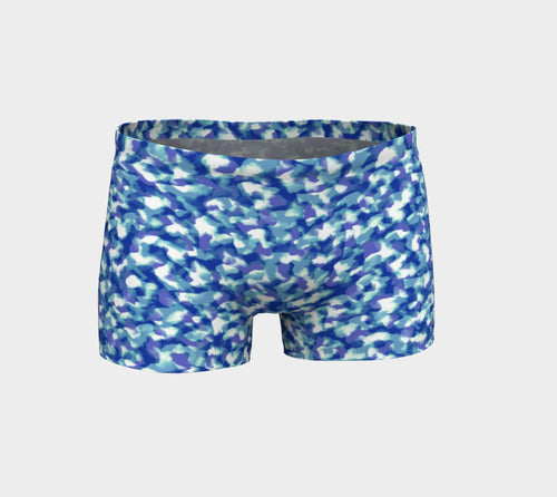Blue Bliss Shorts