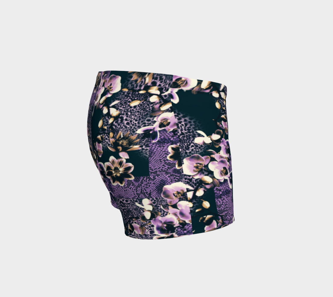 Floral Animal Shorts Shorts  Roxie Rudolph Roxie Rudolph Roxie Rudolph