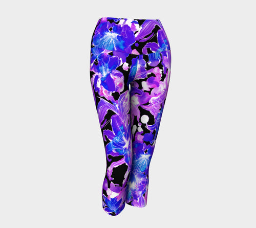 Moody Lily Yoga Capris