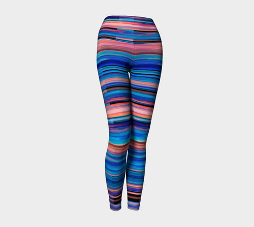 Taos Sunset Yoga Leggings