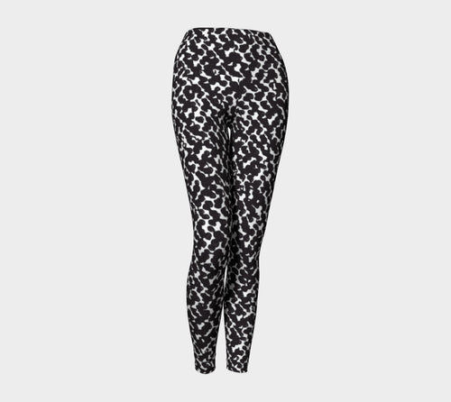 Graphic Animal Yoga Leggings