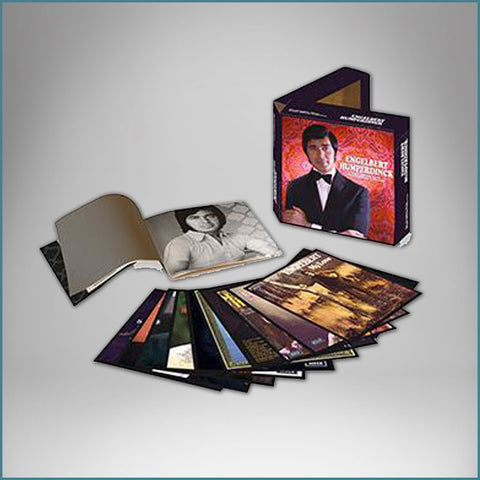 The Complete Decca Studio CD Box Set