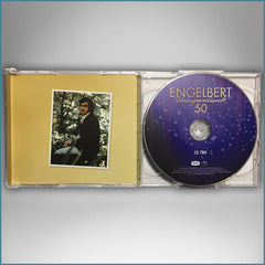 Engelbert Humperdinck - 50th Anniversary CDs