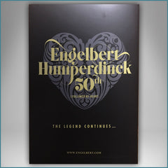 50th Anniversary Tour Program