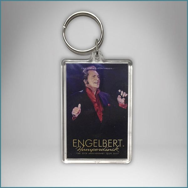 Double-Sided Keychain
