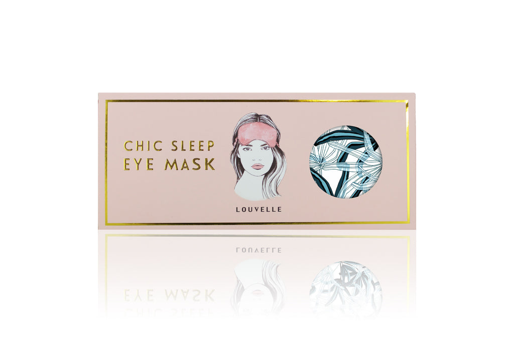 Chloe Eye Mask in Palm Springs