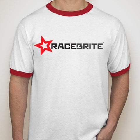 "RACEBRITE® ""Red Ringer"" T-shirt"