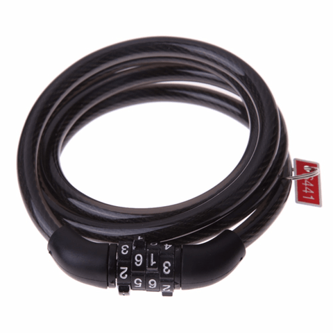 24/7 Protection Bicycle Lock Combination Lock