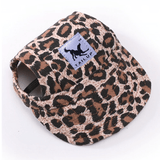 Bewitching Dog Hat Leopard / S Hat
