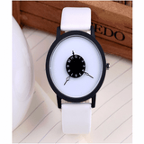 It's A Small World Quartz Watch White Watch