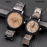Love Conquers All Couples Watch Mens Style B Watch