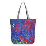 Shop Every Day Tote Bag Gorgeous Flowers Bag