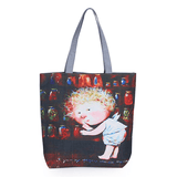 Shop Every Day Tote Bag Mischievous Child Bag