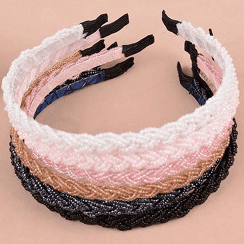 Sweet Reverie Hairband (2 Pcs) Black hairband