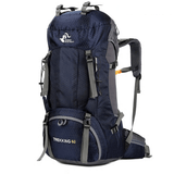 The Colossus Traveller's Backpack Deep Blue backpack