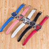 The Love Triangle Womens Watch Red Watch