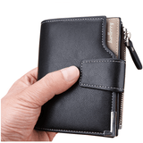 Ultimate Machismo Leather Wallet Black wallet