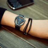What Is Love? Womens Watch Black watch