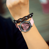 What Is Love? Womens Watch Pink watch