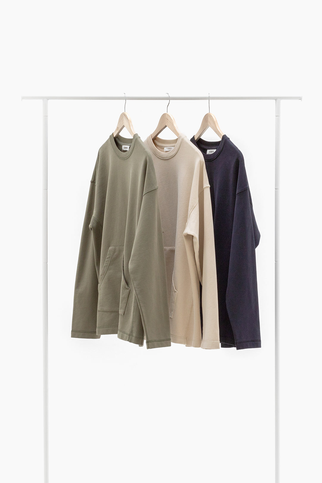 Kerrin Kangaroo Pocket Sweat