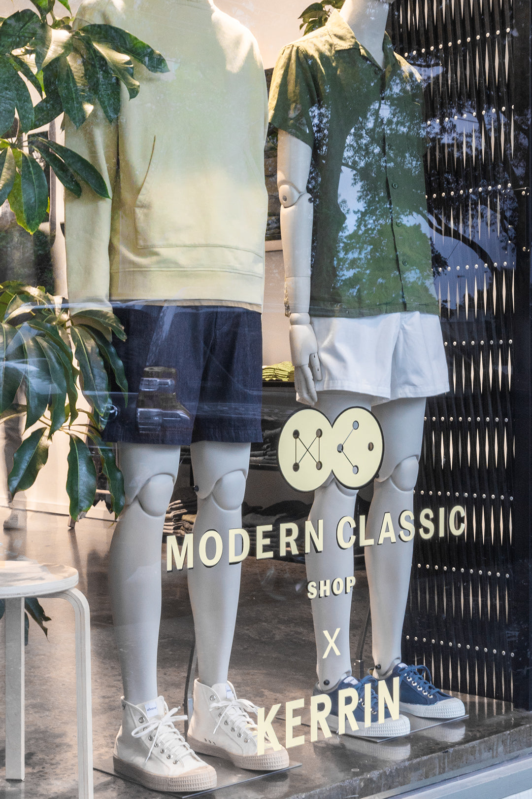 Modern Classic Shop Kerrin Windows
