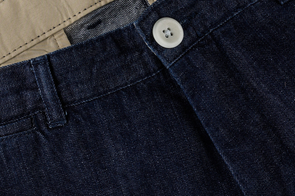 Kerrin All Days Denim Short Detail
