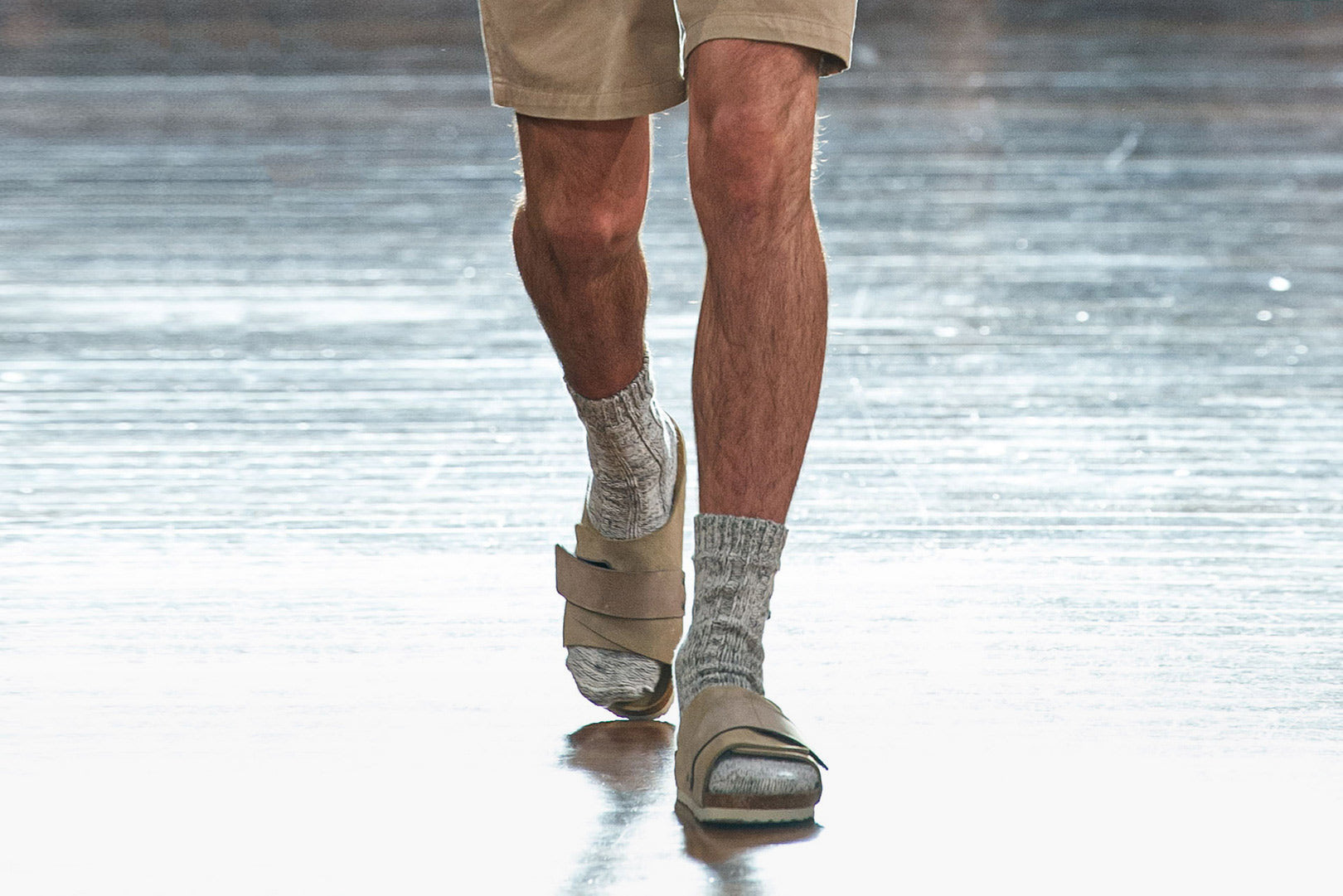 Birkenstock Kyoto at Kerrin show Melbourne Fashion Festival