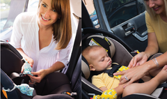 Carseat Sidekick™ - Bundle