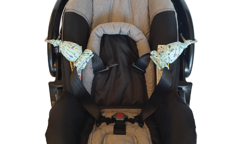 Carseat Sidekick™ - HOLIDAY