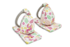 Image of Carseat Sidekick™ Pink Leaves