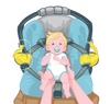 Image of Carseat Sidekick™ , Bundle Carseat Sidekick™