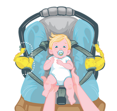 2nd Carseat Sidekick™ Special