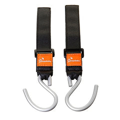 Dreambaby® Ezy-fit Stroller Hooks in Black (2-Pack)
