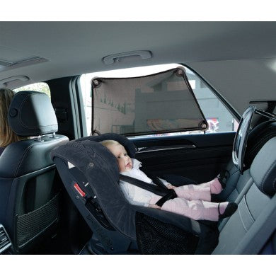 Carseat Sidekick™ , Dreambaby® Adjusta-Car Shade® Stretch-it, Shape-it, Fit-it™